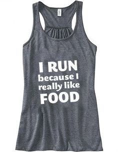 run to eat